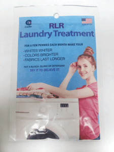 RLR photo of foil package